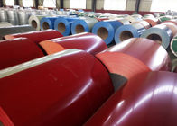 Galvanized Corrugated Steel Sheet , Hot Dipped Galvanized Steel Coils