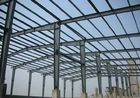Anti - Rusty Paint S275 Workshop Steel Structure 7000㎡ With Windows And Doors