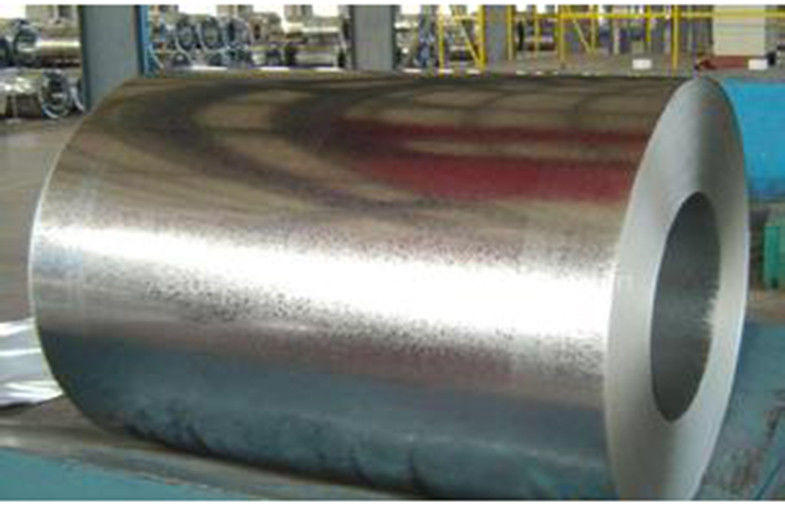 Electro Galvanized Steel Sheet , Galvanized Steel Plate Hot Dip Galvanizing Process